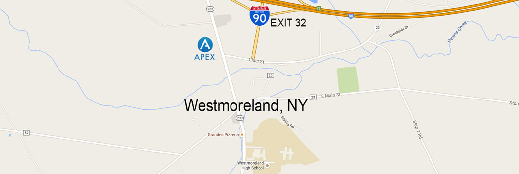 Apex Surgical Center in Westmoreland, NY